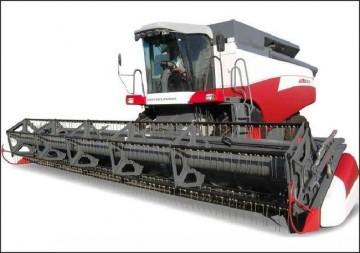 Характеристики и устройство зерноуборочного комбайна акрос 580