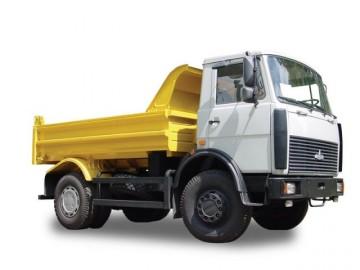 Устройство, технические характеристики, особенности самосвала МАЗ-5551