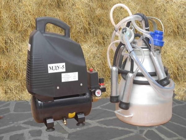 Устройство и принцип работы, преимущества и недостатки доильного аппарата МДУ-5