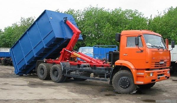 Обзор и характеристики популярных моделей мультилифтов на базе автомобилей КАМАЗ