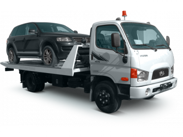 Эвакуаторы Hyundai - модели, характеристики и особенности