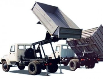 Устройство, технические характеристики и особенности самосвала газ 3309