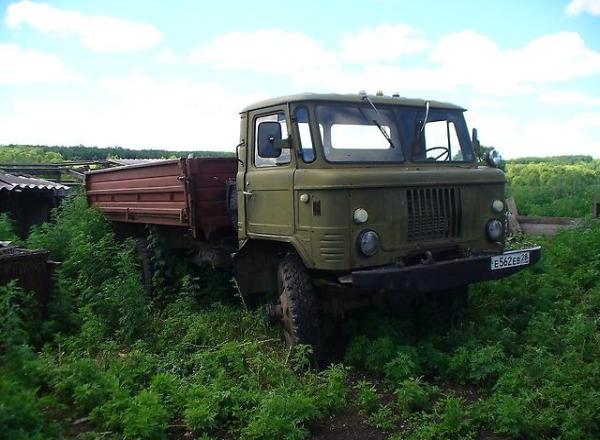 Производитель, особенности, преимущества и недостатки самосвала на базе автомобиля ГАЗ-66