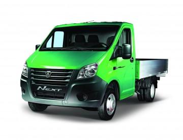 Обзор новых моделей спецтехники, созданных на основе автомобилей ГАЗ NEXT
