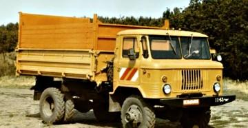 Самосвал ГАЗ-3511: характеристики, устройство, особенности