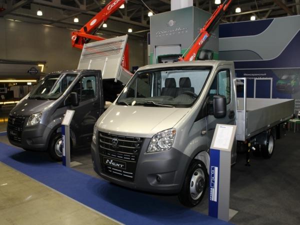 Особенности и характеристики нового крана манипулятора, созданного на основе газели ГАЗ NEXT