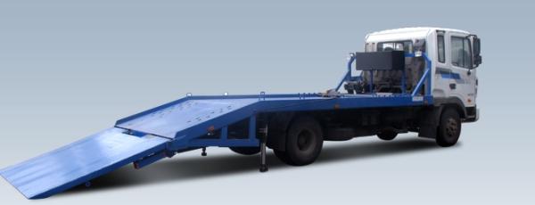 Конструктивные особенности и технические характеристики эвакуаторов Hyundai HD 120