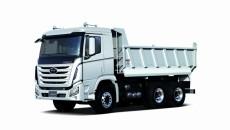 Характеристики, производитель, конструктивные особенности самосвалов Hyundai