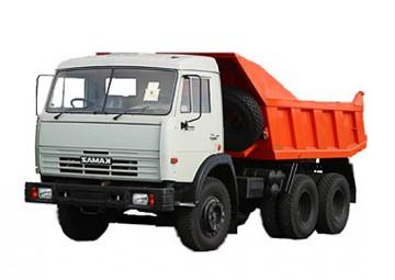 Характеристики и устройство самосвала КАМАЗ-5511