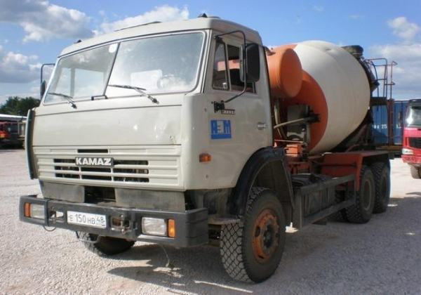 Технические характеристики и особенности автобетоносмесителя КамАЗ-58147с