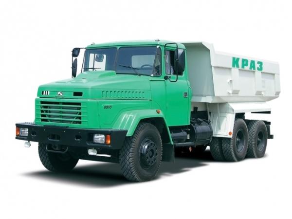 Особенности и технические характеристики моделей самосвалов КрАЗ с колесной формулой 6х4