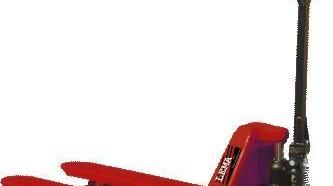 Модельный ряд, конструктивные особенности и характеристики гидравлических тележек lema