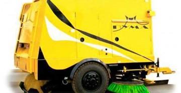Устройство, особенности эксплуатации и технические характеристики популярных моделей подметально-уборочных машин ПУМА