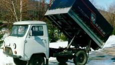 Как изготовить самосвал УАЗ-3303 своими руками: особенности, принцип работы, пошаговая инструкция