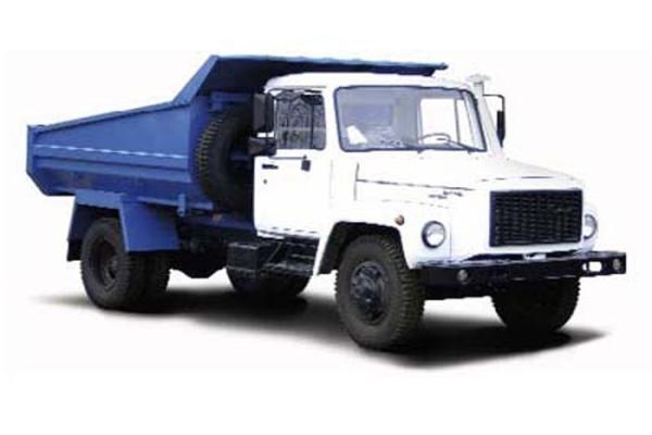 самосвала газ-3309
