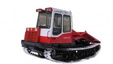 Модификации, технические характеристики и конструктивные особенности трелевочного трактора ТТ-4
