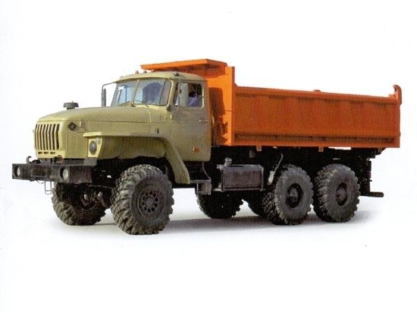 Технические характеристики и конструктивные особенности самосвала Урал-58312Е