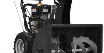 Модельный ряд, характеристики и конструктивные особенности снегоуборщиков Briggs&Stratton