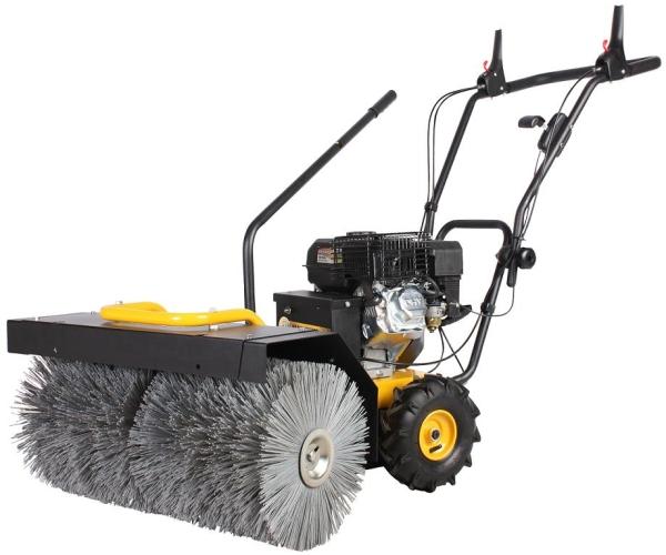 Технические характеристики и конструктивные особенности подметальной машины Texas Handy-Sweep 700TG
