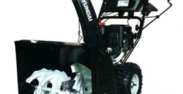Характеристики, особенности и устройство популярных моделей снегоуборщиков Hyundai