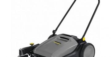 Характеристики, особенности и устройство подметальной машины Karcher KM 70/20 C