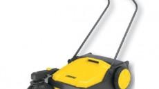 Характеристики, устройство и особенности эксплуатации подметальной машины Karcher S 750
