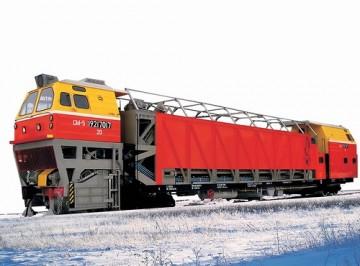 Технические характеристики, устройство и принцип работы снегоуборочных машин СМ-5