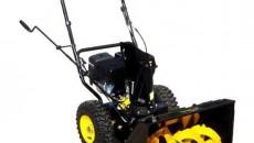 Характеристики, особенности и конструктивные особенности снегоуборщика Champion ST556