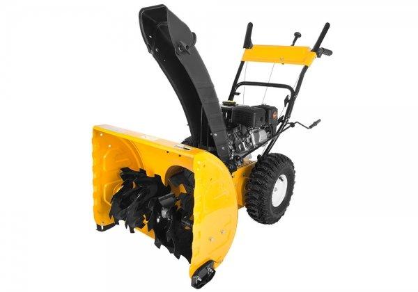Технические характеристики и особенности конструкции бензиновых снегоуборщиков Sturm