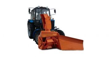 Характеристики, устройство и принцип работы снегоуборочной машины СУ 2.1