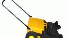 Устройство, принцип работы и технические характеристики популярных моделей подметальных машин Champion