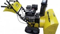 Технические характеристики колесных и гусеничных снегоуборощиков crosser
