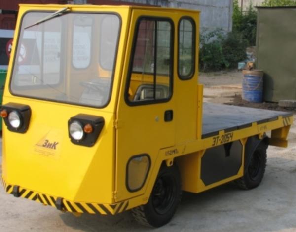 Устройство и конструктивные особенности электротележки ЭТ-2054