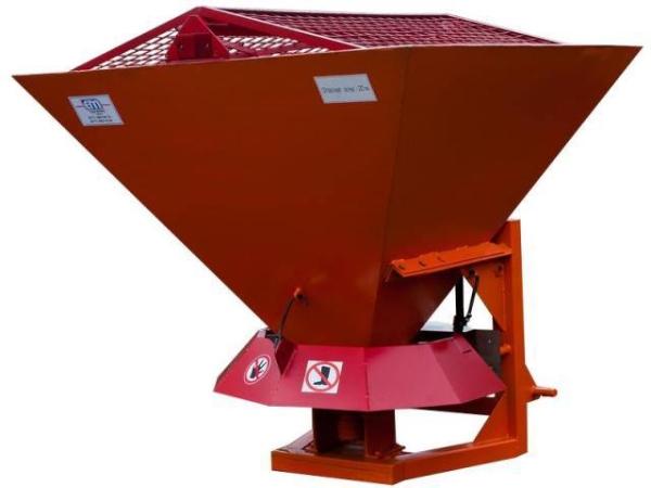 Устройство и технические характеристики пескоразбрасывателя ЕМ-06 на МТЗ-82