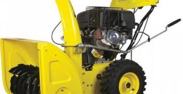 Модельный ряд, характеристики и особенности снегоуборочных машин Калибр