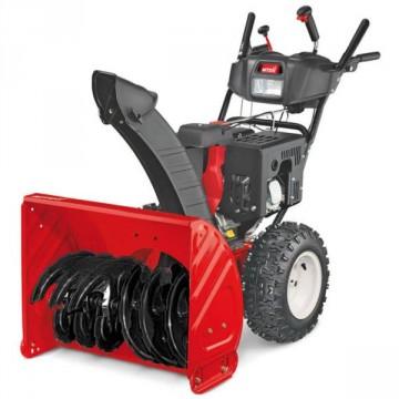 Характеристики, устройство, принцип работы снегоуборочных машин MTD