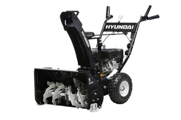 Технические характеристики снегоуборщика Hyundai S 5555
