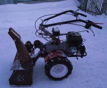 Поцесс изготовления снегоуборочных машин для дома своими руками: отвального типа и шнекового