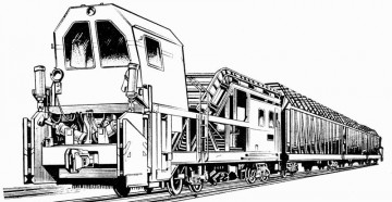Характеристики, устройство, назначение снегоуборочной машины СМ-2 и ее модификаций