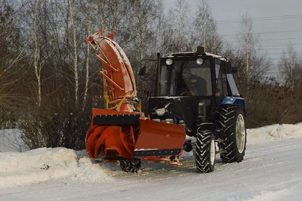 Конструктивные особенности, производитель и назначение снегоуборщика СУ 2.1