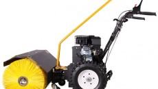 Технические характеристики, особенности эксплуатации, устройство популярных моделей подметальных машин Texas