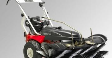Популярные модели, технические характеристики, устройство подметальных машин tielbuerger