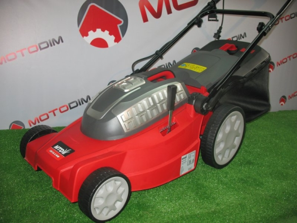 Характеристики и особенности электрической газонокосилки MTD 3816 E HW