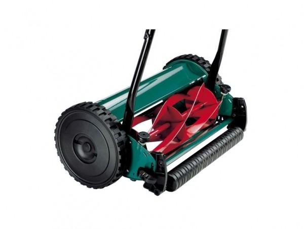 Назначение, устройство, технические характеристики газонокосилки Bosch ahm 30