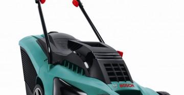 Характеристики, особенности и устройство роторной газонокосилки Bosch Rotak 40
