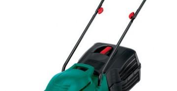 Характеристики, устройство, принцип работы электрической газонокосилки Bosch Rotak 320