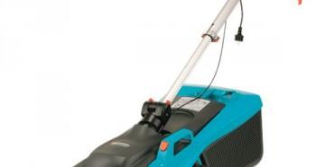 Обзор популярных моделей, характеристики и особенности электрических газонокосилок Gardena