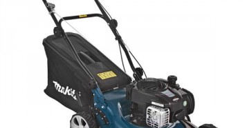 Характеристики, устройство и конструктивные особенности газонокосилки Makita PLM4120