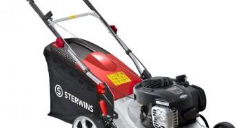 Характеристики, особенности и модельный ряд электрических газонокосилок Sterwins