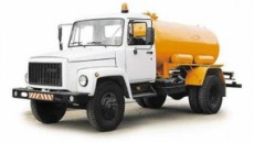 Устройство, принцип работы, характеристики ассенизаторской машины ГАЗ-53